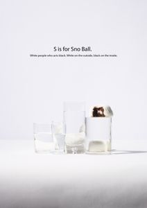 S is for Sno Ball