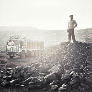 Untitled, Kuyan Coal Yard, 2014