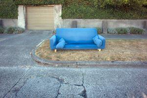 Abandoned Sofa #18