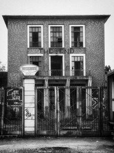 Abandoned building, Reggio Emilia