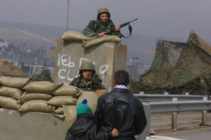 Qalandia 2002