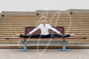 Jasper Eliot, Ballet Dancer