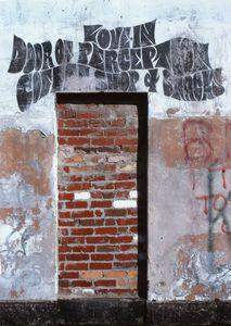 Door of Perception, Carlton, Australia,