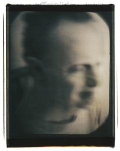 Untitled (Steve smiling)                                 © Diane Fenster