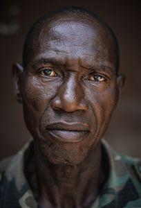Staff Sergeant Kamara
