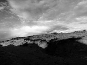 Achter de duinen