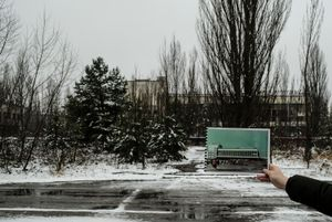 Pripyat Communal Center