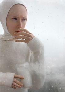 Snow Maiden. Eternal Expectation