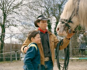 Dan Wilson and his son, Callum Wilson.