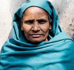 Mother Jaipur India , February 2018