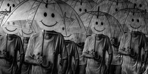 Smile, even under stiff hard conditions
