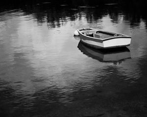 Lonely at the Moorings