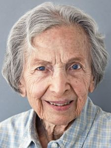 Betty, at age 100