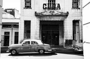Avenida Simon Bolivar, Centro Habana.