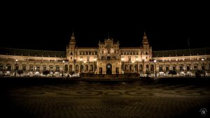 Plaza de España - Majesty