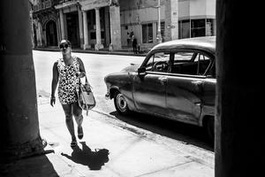 Avenida de Italia (calle Galiano), Centro Habana.