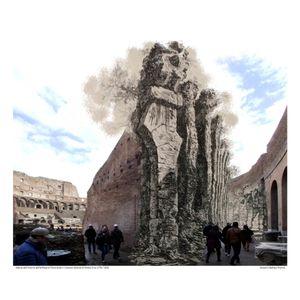 Colosseo [Vedute di Roma] circa 1778 / 2016