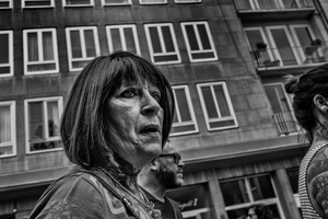 Faces of the Marketplace - Antwerp