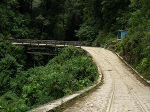 Bridge to Ticauhtipan