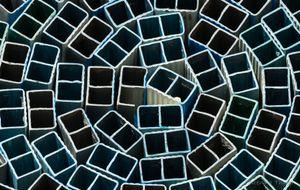 Spiraling Squares