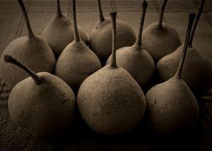 Greek pears