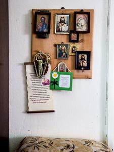 Mrs Eugenia's icons, Mosna 2015