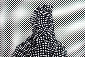 "Dots I, from the Series ""Cast No Evil"""