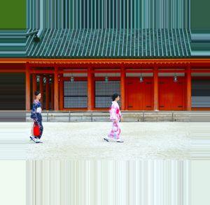 Urban Landscape . Kyoto