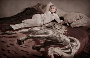 Tammy Lee, Hungry Horse, Montana © Pieter Ten Hoopen. Recipient of the Prix découverte