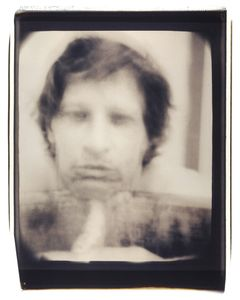 Untitled (Steven with chair)                                 © Diane Fenster