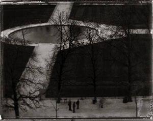 Les tuileries, 1995 © Sarah Moon