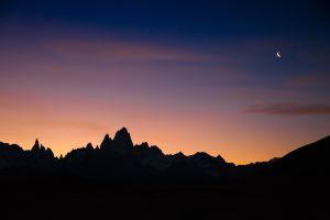 Dawn at Chalten