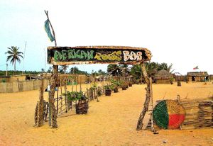 African Roots Bar
