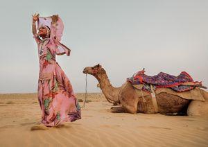 Thar desert dance