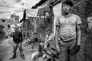 The Street Children.