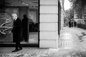Mayfair, London, 2018