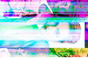 Lucky Accidents: Glitch Portraits