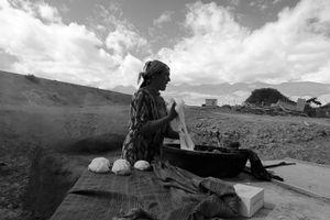 Pamir woman