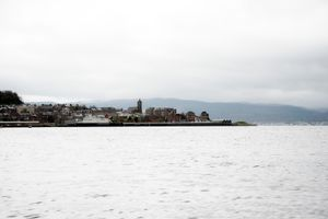 Gourock & ferry, Firth of Clyde