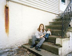 Jade, Farmingville, NY, 2011 From the series American Girls © Ilona Szwarc