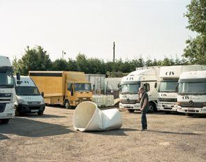 Global logistics, Harmondsworth