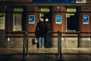 Ticket window lovers