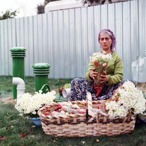 the Flower Lady © Gigi Roccati