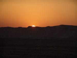 Oasis of Farafra Egypt