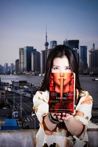 Amber Chan, Zhejiang, Public Relations in Shanghai