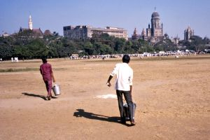 Bombay, India, 1990