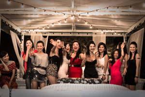 (Asian) Party time