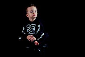 Skeleton With an Attitude
