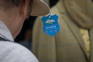 Member's badge