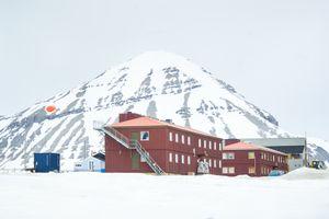 AWIPEV base - Ny-Ålesund, Svalbard, Arctic